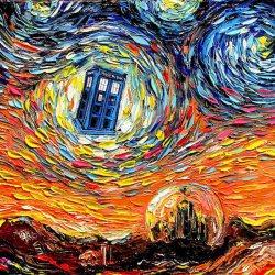 Labo de LUX : Painting Vincent
