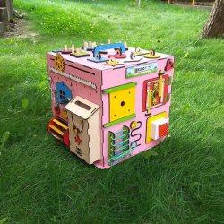 LABO 6-9 jarigen : Voelbox
