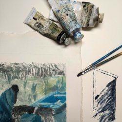 LABO Volwassenen : De geschilderde monoprint