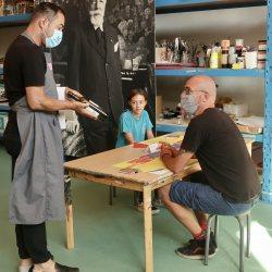 LABO GEZIN : Kunstbar Krokuskriebels