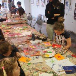 LABO Springtij (4-7j) : Straat Der Kunsten