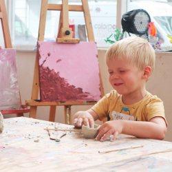 Kunst-2-daagse (4-5 jarigen)