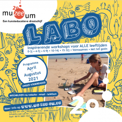 LABO folder April - Augustus 2021