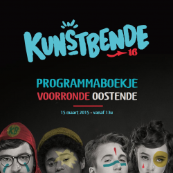 Programmaboekje Kunstbende16
