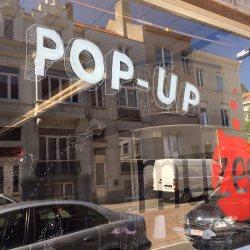 "Timelapse POP-UP ""RAAM"" ateliers mu-zee-um vzw (Co-Center Oostende)"