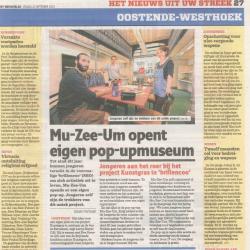 mu-zee-um opent eigen pop-up museum