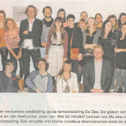 """""""De Zee by night"""" boeit 50 jongeren"""