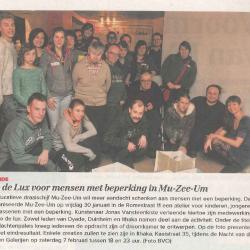 Labo De Lux voor mensen met beperking in mu-zee-um
